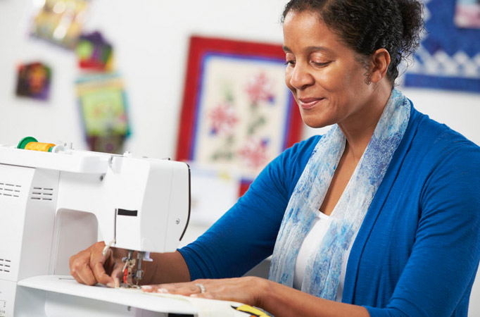 Sewing hints and tips from GUR