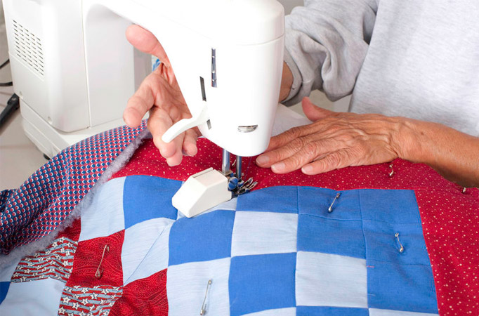 GUR Sewing Machines - favourite quilting tips