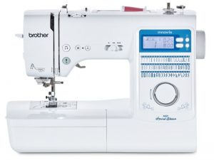 It's back in stock! Why we love the Brother Innov-Is A60SE sewing machine