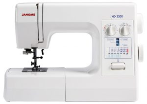 The Janome HD2200 from GUR Sewing Machines