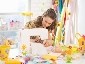 Some of GUR Sewing Machine's favourite Spring projects