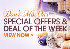 Deal of the Week & Special Offers