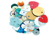 Haberdashery Assorted Shaped Sequins