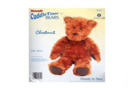 Haberdashery Cuddle Time Bear Kits