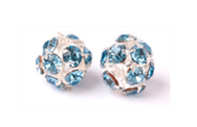 Haberdashery Deluxe Ball Style Beads 8mm