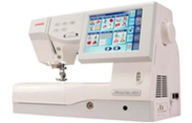 Janome Embroidery Hoops & Attachments for MC11000