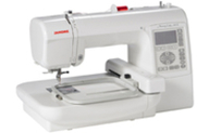 Janome Embroidery Hoops & Attachments for MC200E