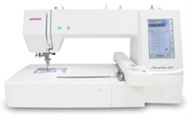 Janome Embroidery Hoops & Attachments for MC400E