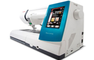 Janome MC9900 Embroidery Hoops & Attachments