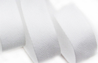 Haberdashery Non Roll Ribbed Elastic