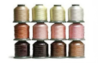 Haberdashery Single Flesh Tone Embroidery Threads