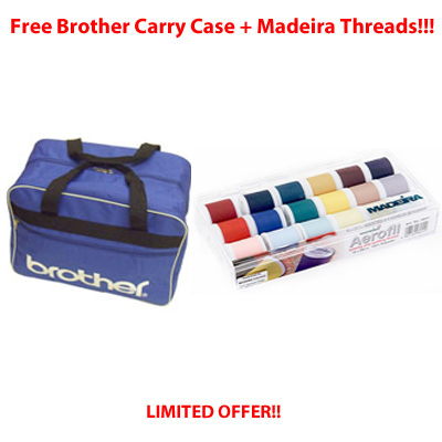 BROTHER THREADS AND CASE 2014