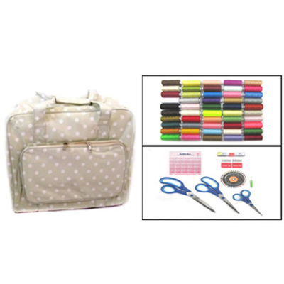 Carry Case & Sewing Thread Pack