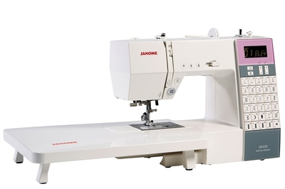 Janome DKS30 Included Table