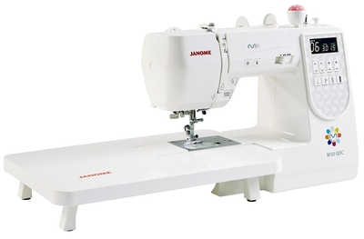 Janome M Series Included Table
