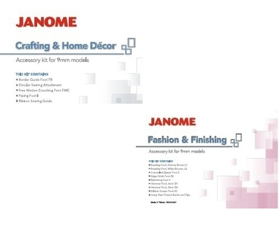 Janome Sewing Kits