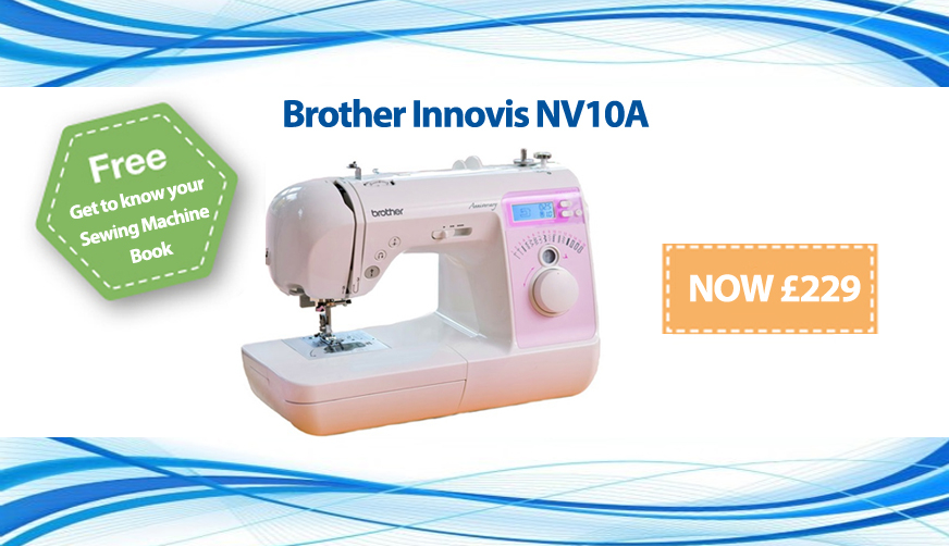 Brother Innovis NV10A Banner