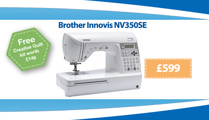 Brother Innovis NV350se Banner