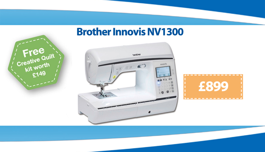 Brother NV1300 Offer
