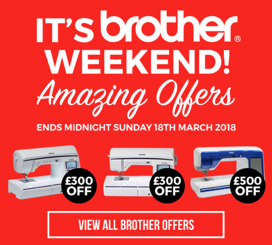 Brother Weekend Sale