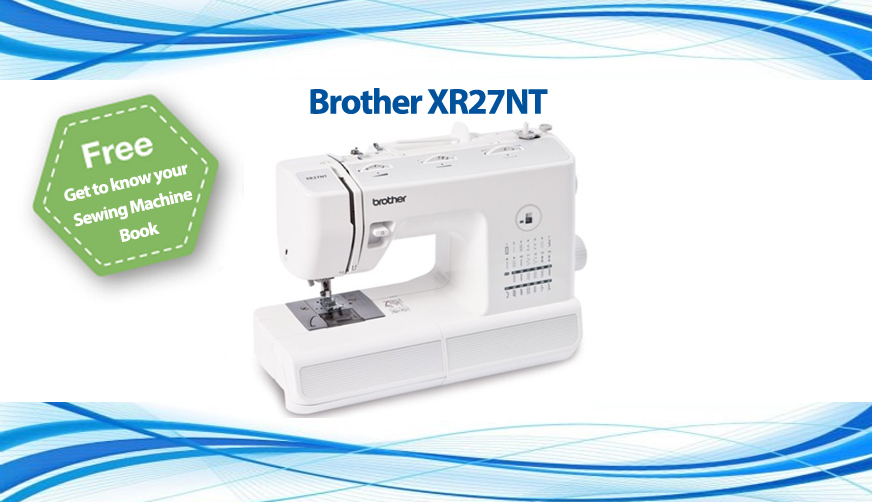 Brother XR27NT Banner