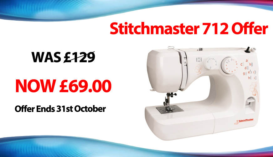 Stitchmaster 712 Offer
