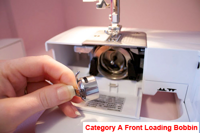 Janome Narrow Zipper Foot L / R Needle Position (Cat A)