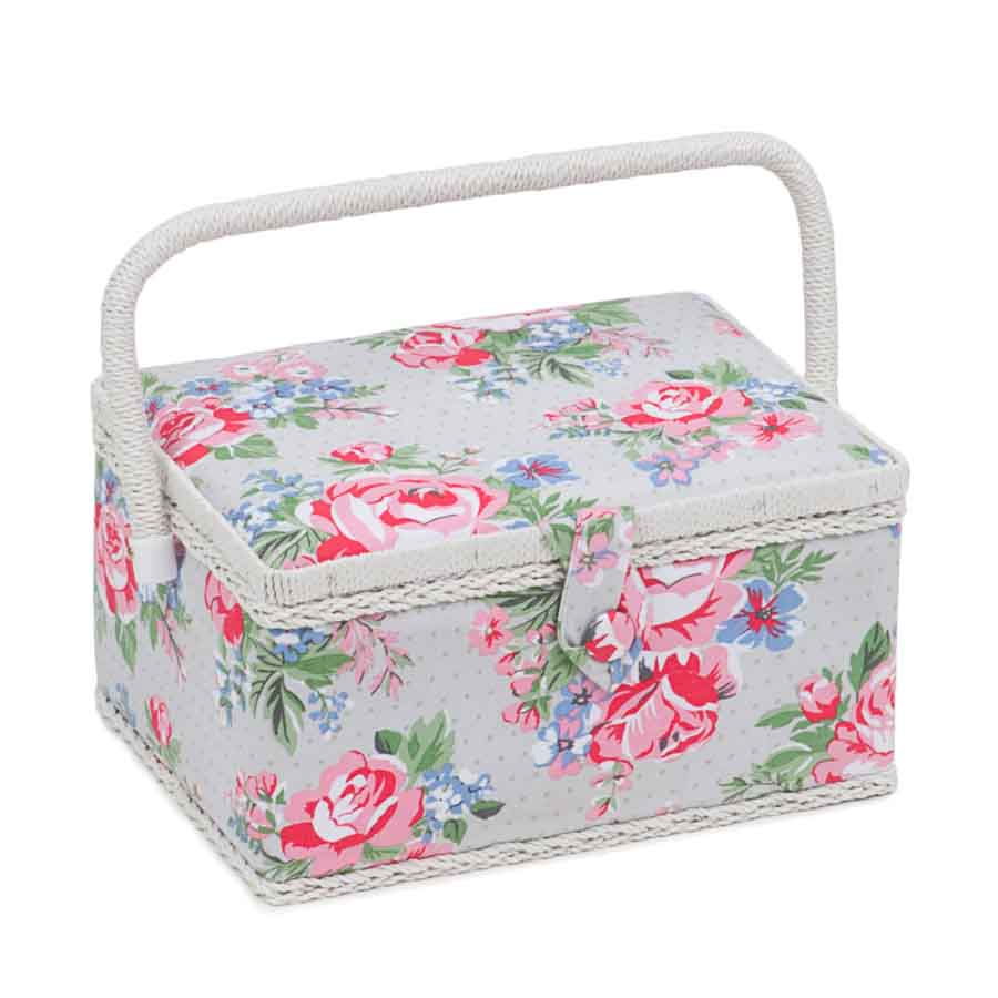 HobbyGift MRM_443 | Sewing Box (M) | Rose