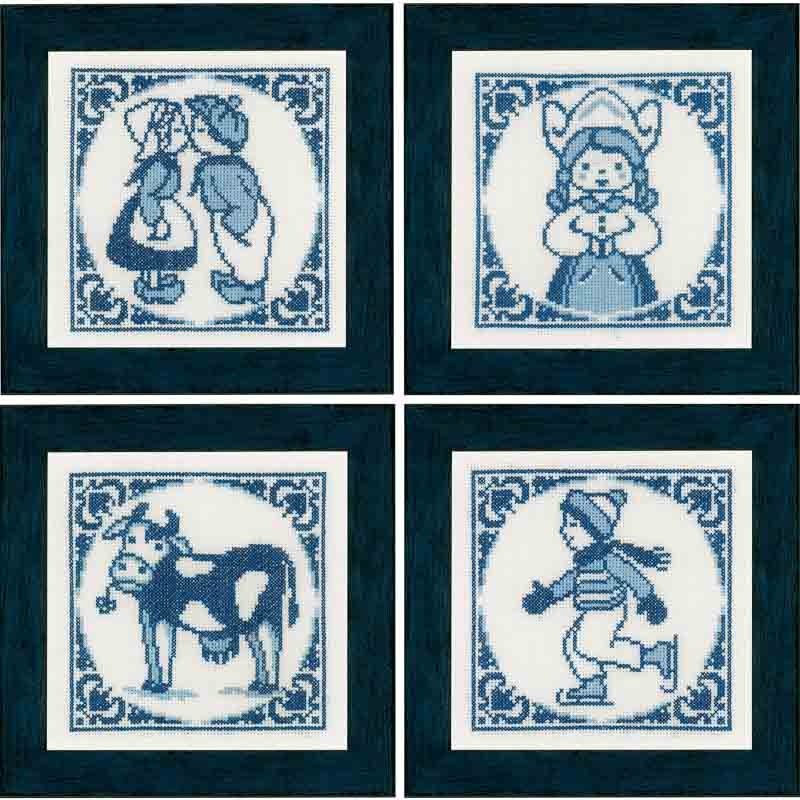 Lanarte Delft Blue Set Beauty & Love CSK