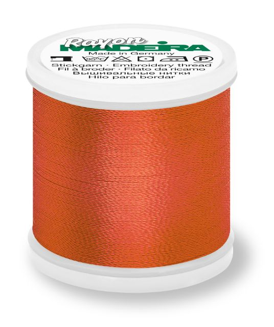 Madeira 9840_1221 | Rayon Embroidery Thread 200m