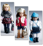 McCalls M6480/OS | 18 (46cm) Doll Clothes and Accessories | One Size | Sewing Pattern
