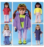 18 Inch Doll Clothes One Size