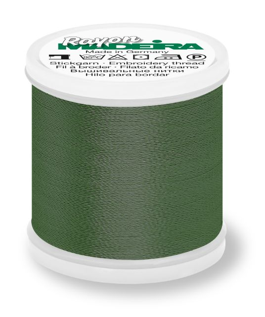 Madeira 9840_1393 | Rayon Embroidery Thread 200m