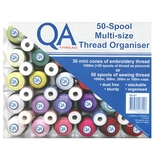 50 Spool Thread Organiser