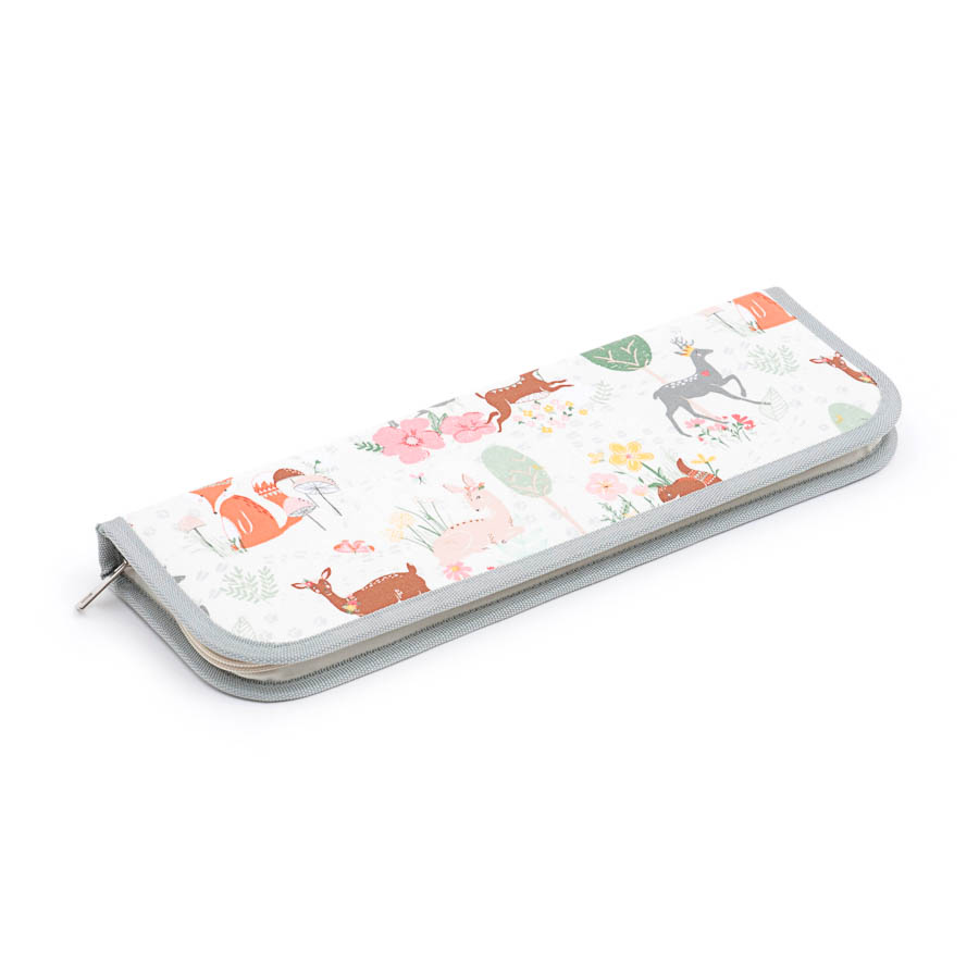 HobbyGift MR4700E_285 | Knitting Pin Case: Woodland | Clearance