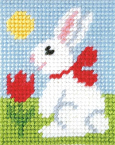 Orchidea Easter Bunny Embroidery Kit - Clearance