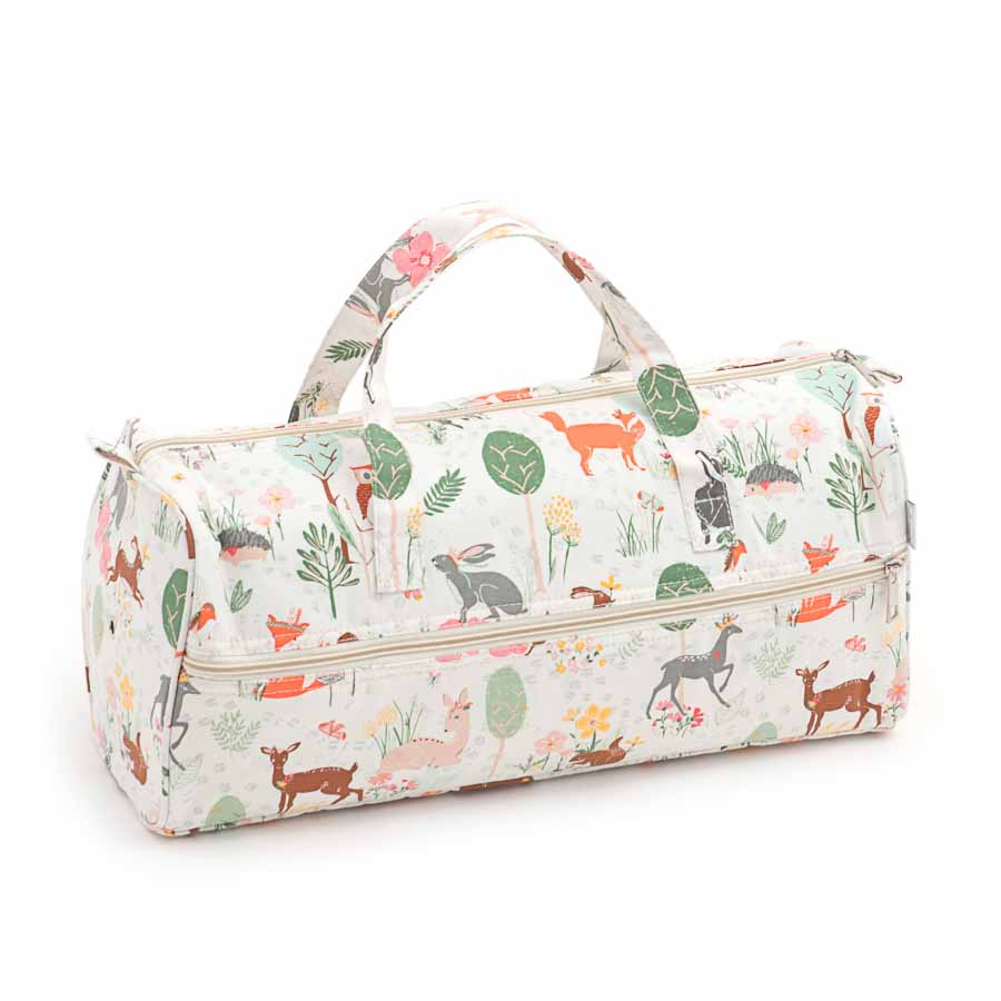 HobbyGift MR4698_285 | Knitting Bag: Woodland | Clearance