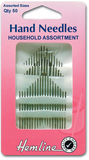 Assorted Household Needles 50 pack