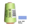 Baby Overlocking Thread 3000m Sewing Thread
