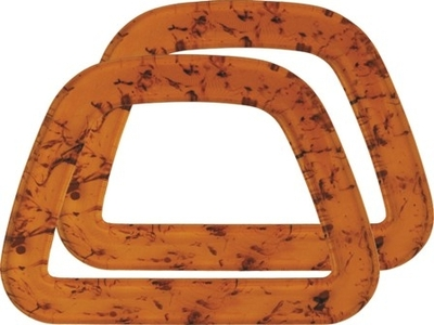 Bag handles d shape amber haberdashery online for Handles for bags craft