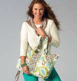 McCalls M6905/OS | Bags | One Size | Sewing Pattern