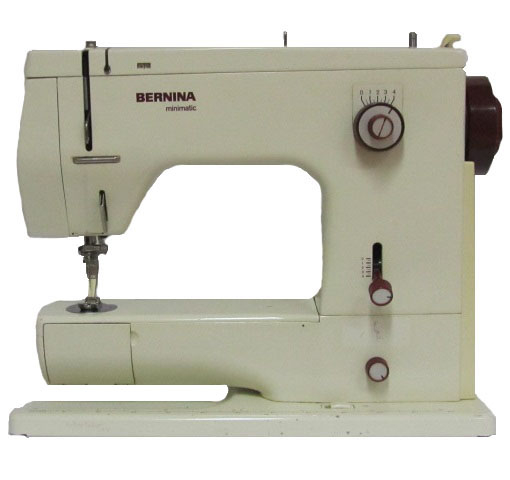 Bernina Minimatic 40 Reconditioned Sewing Machine Inspiration Bernina 807 Sewing Machine