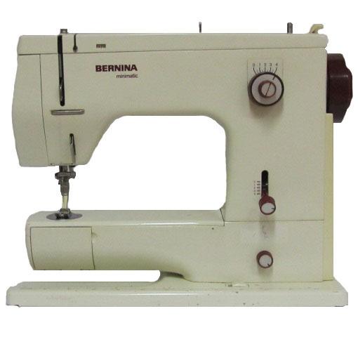Bernina Minimatic 40 Reconditioned Sewing Machine Inspiration Reconditioned Bernina Sewing Machines