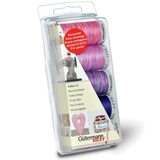 Berry Embroidery Cotton Thread Pack 200m 5pk