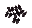 Black Pearl Crossover Bow 6pk  3