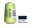 Blue France Overlocking Thread 3000m Sewing Thread