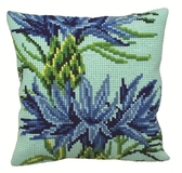 Blueberry on Blue Cushion Kit [clearance]
