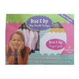 Braid & Dye Bold Brights 50pk