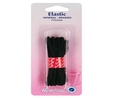 Braided Elastic 5m x 6mm Black