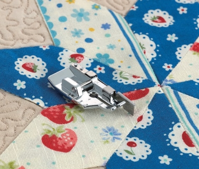 Brother 1/4 Inch Quilting Piecing Foot with Guide (Cat B)